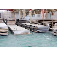 China TISCO Cutting 310S Stainless Steel Plates Cold Rolled / Hot Rolled SS Plate wholesale