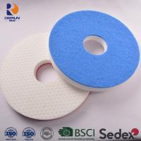 China Melamine Eco-Friendly Cleaning Floor Pad Cleaning The Wooden Floor for Single Disc Cleaning machine on sale