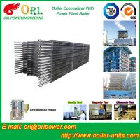 China Economiser Tubes CFB Boiler Economizer In Thermal Power Plant High Corrosion wholesale