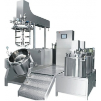 China Emulsifying 63R/MN Cosmetic Making Machine/Emulsion Mixer Machine/equipment used in the manufacture of emulsions wholesale