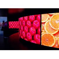 Quality 1R1G1B 8mm Led Screen , Indoor Led Panel Rental 1/8 Scan Low Power Consumption for sale