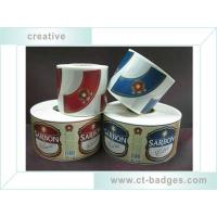 China adhesive sticker labels wholesale