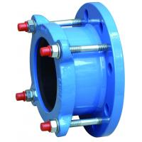 China Flexible Flange Coupling Adapter Corrosion Resistant Easy To Install on sale