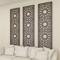 China New design Decorative wall panel powder coating aluminum screen metal panel on sale