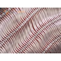 Buy cheap Polyester Flexible Wind Barrier for Iron Oree Dust Control, 400g/SQ.M, China PET from wholesalers