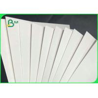 China 100% Virgin Wood Pulp 1.2mm 1.6mm Uncoated Absorbent Paper For Hotel Coaster wholesale