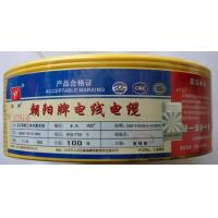 China Copper core PVC insulated electrical wire 2.5mm wholesale