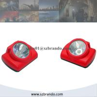 China High-performance Lithium Battery LED Cordless Mining Cap Lamps in Underground  KL6-C 13000lux wholesale