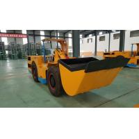 China 1.5 cubic meter LHD Underground Mining Vehicles Scooptram for tunneling project wholesale