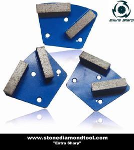 China Diamond Concrete Floor Grinding Disc wholesale