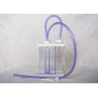 Hot Product Chest Drainage bottle With CE ISO