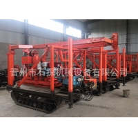China Geological Hydraulic 8 Wheels Rubber Crawler Chassis wholesale