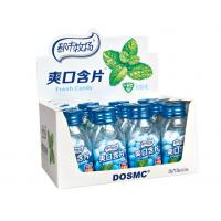 China 20g Energy  Sweet , Christmas Sugar Free Vitamin C Tablet Candy With Mint Flavor wholesale