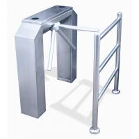 China custom RS232 DFID Automatic entrance turnstiles pedestrian electric gate openers wholesale