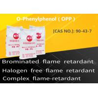 China Agriculture fungicide/Fire Retardant Chemicals  O-Phenylphenol(OPP)CAS 90-43-7 on sale