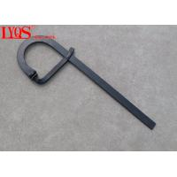 China Steel Forged Concrete Formwork Clamps , Masonry Building Clamps Rust Proof wholesale