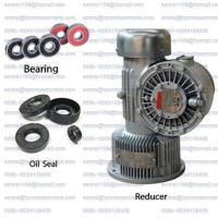 China SC Construction Elevator Spare Parts Reducer Box Worm and Gear Type wholesale