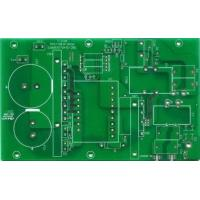 China 1oz Copper Green Solder Mask Double Sided Printed Circuit Board wholesale