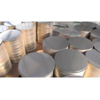 China Proving Aluminum Circle Sheet With Bright Surface For Cookware wholesale