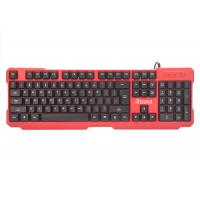 China Entry Level Membrane Gaming Computer Keyboard Anti Ghosting User Friendly wholesale