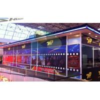 China 7.1 Channel Audio System 7D Movie Theater Simulator With Cinema Film wholesale