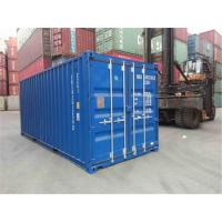 China International Standards Used Steel Storage Containers 20 Feet wholesale