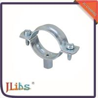 China Carben Steel Cast Iron Pipe Clamps Anti Corrosion Environment Friendly wholesale