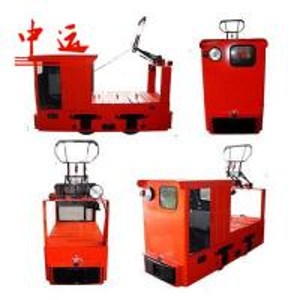 China 7.CJY7/6GP 7T Electric Trolley Underground Mining Locomotive wholesale