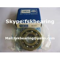 China High Speed 98205 98206 98305 Single Row Deep Groove Ball Bearing for Automobile wholesale