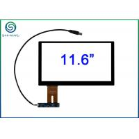 China G + G Capacitive Touchscreen Panel For Testing Machines , 10 Touch Point on sale