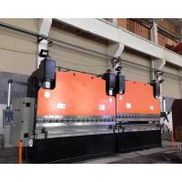 Quality 4000mm Steel Sheet CNC Tandem Press Brake Machine with Electro-hydraulic servo for sale
