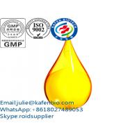China Sell Top Quality Pharmaceutical Raw Materials Carvacrol Yellow Liquid  CAS:499-75-2 wholesale
