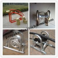 China Buy Cable Rolling,Cable Roller, sales Cable Guide ,Cable Laying ,Corner Roller wholesale