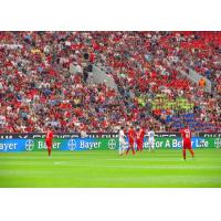 China SMD Basketball Perimeter LED Display Rental , Large led screen outdoor 960mm x 960mm wholesale