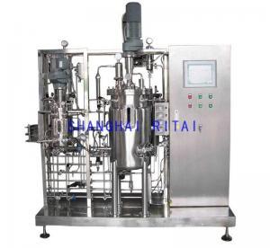 Two-union fermenters & bioreactors