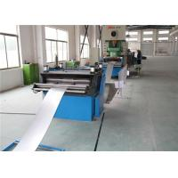 China Anti Corrosion Cable Tray Roll Forming Machine Forge Steel Shaft 5.5kw Cutting Power on sale