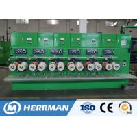 Buy cheap Horizontal / Vertical Wire And Cable Machinery , Copper Wire Enamelling Machine from wholesalers