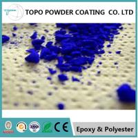 Buy cheap Electrostatic Thermoset Architectural Powder Coatings , RAL1024 Heat Proof Powder Coating from wholesalers