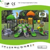 China Castles Series Outdoor Indoor Playground Amusement Park Equipment (KQ10033A) wholesale