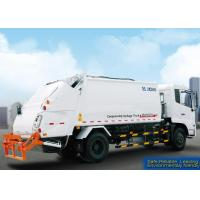 Wholesale 9600L Rear Loader Garbage Truck from china suppliers