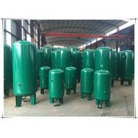 China Stable Pressure Air Compressor Receiver Tank , Air Compressor Vertical Storage Tank wholesale