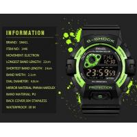 Quality Smael Alarm Calendar 3 ATM Cold Light  Men Multifunction Shock Resist Outdoor Sport Watches 1446 for sale