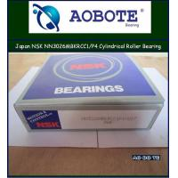 China Long Life NSK NN3026M Cylindrical Roller Bearings With Single Row wholesale