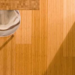 China Strand woven Click Locked Bamboo Flooring wholesale