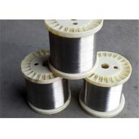Buy cheap Soft Hydrogen Stainless Steel Wire For Petroleum / Electronics Industries from wholesalers