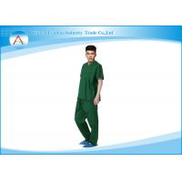 China Plus And Petite Size Medical Scrubs Uniforms Male Doctor Or Nurse wholesale