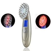 China Red Led Light Hair Regrowth Laser Comb Scalp Massage 650nm Low Level Laser wholesale