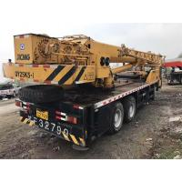 China Fully Hydraulic Truck Crane From China , 25 Ton QY25K5-1 Used XCMG Crane in UAE Top Sale on sale