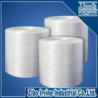 China Fast wet-out 2400tex E-glass Assembled Glass fiber roving for spray up on sale