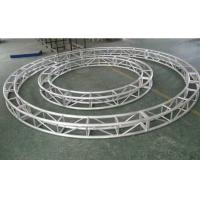 China Silver Small Outdoor Aluminum Stage Truss For Exhibition Events T6-6082 wholesale